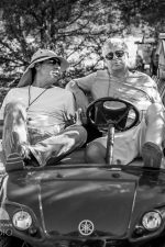Road to Rich's: Old friends in the golf cart