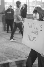 Trump protests in Albuquerque