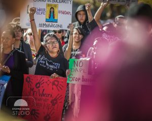 #NoDAPL Protests in Albuquerque